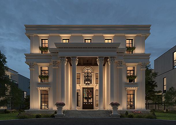 iconic house